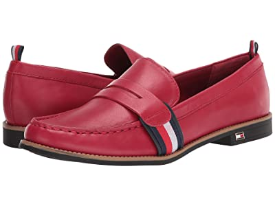 Tommy Hilfiger T-Karvel (Red) Women