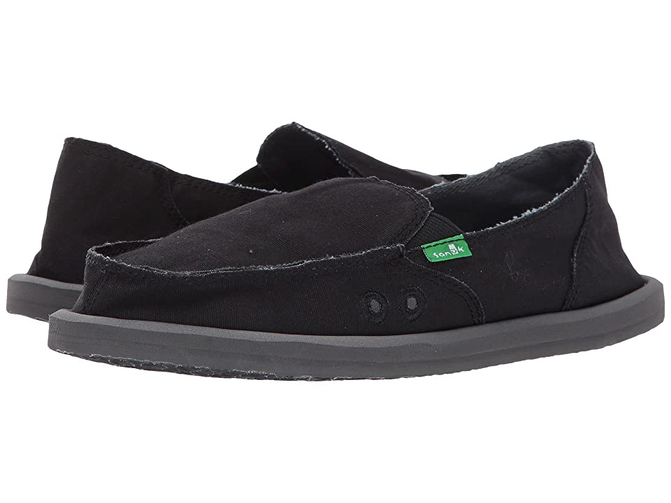 Sanuk Donna Daily (Black) Women