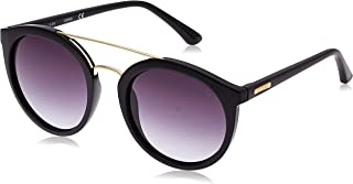 Guess Oval Women's Sunglasses Black GU7387 52 21 135mm