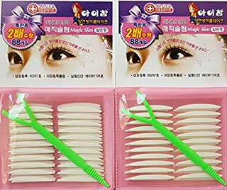 Eye Charm Magic Slim – Double Sided Eyelid Tapes(176pcs)