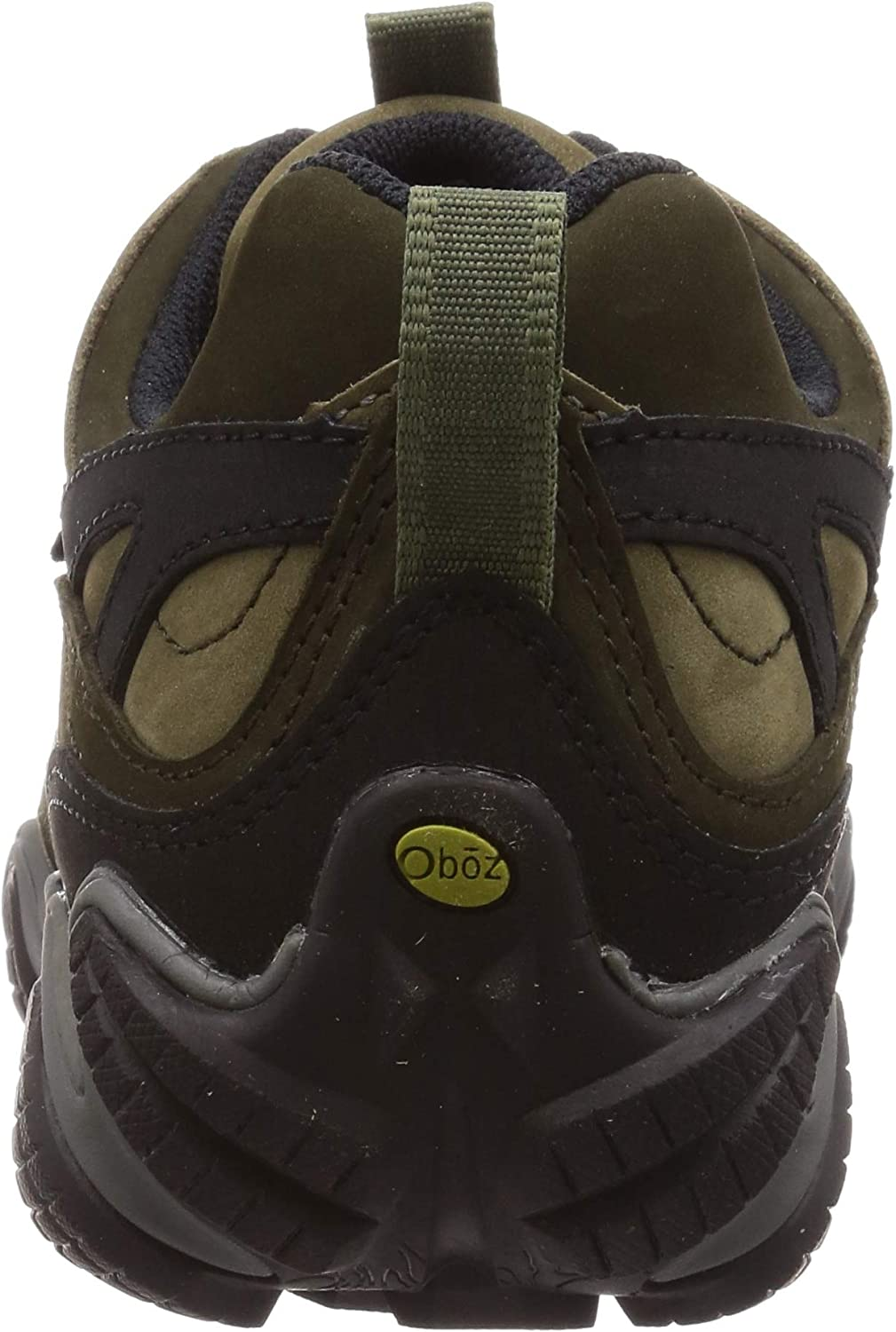 Oboz Firebrand II B-Dry Hiking Shoe Mens Earth 9 Wide