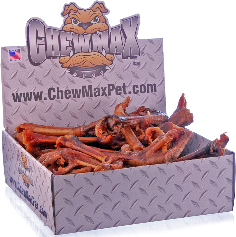 ChewMax Turkey Feet, 18 ct