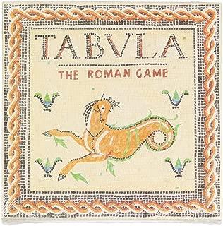 TABVLA (TABULA) THE ROMAN GAME