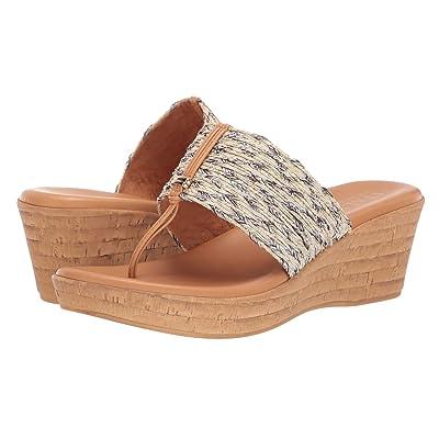 Italian Shoemakers Angeles (Natural Multi) Women