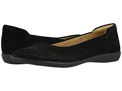 Naturalizer Flexy 2 (Black Suede) Women
