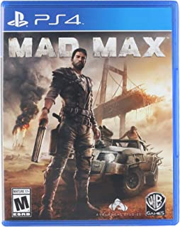 WB Games Mad Max - Playstation 4
