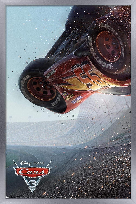 Trends Max 53% OFF Popular popular International Disney Pixar Cars 3 - One Poster Sheet Wall
