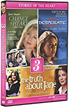 Lifetime Movies-Triple Feature A Change of Heart, The Truth About Jane, Her Desperate Choice