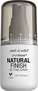 Photo Focus Setting Spray Natural Finish. Seal The Deal E301a