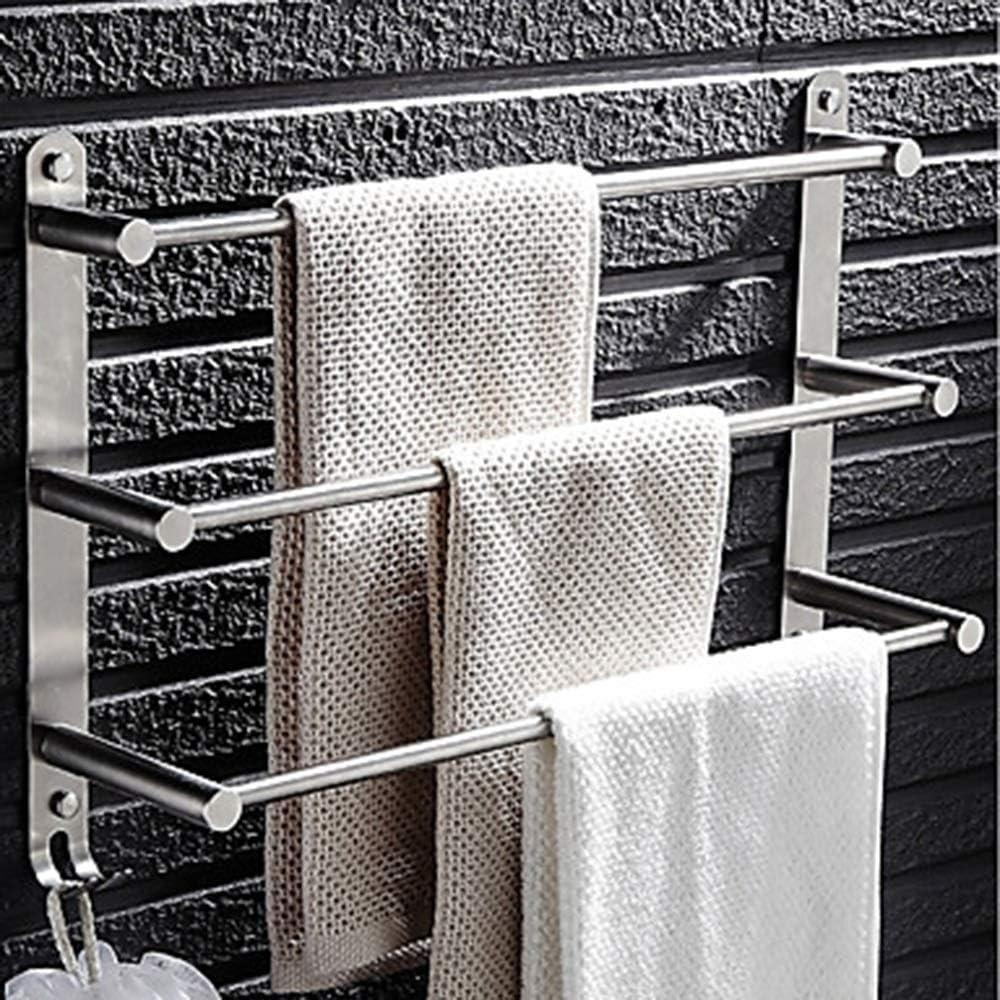 Sensecrol Bathroom Shelf Towel Multi-Layer Bar Mo Large discharge Branded goods sale