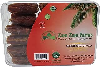Zam Zam Mabroom Dates 400g Imported from Saudi Arabia