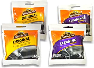 Armor All Cleaning Kit with Four Armor All Sponge's