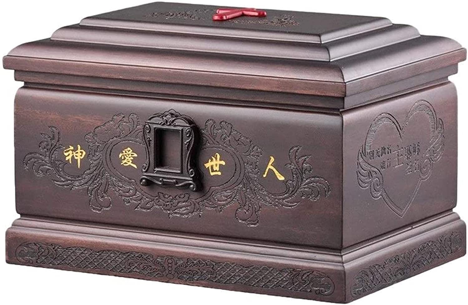 Sales XKUN Handmade Decorative Urns for Urn Wood Cremation gift f Ashes