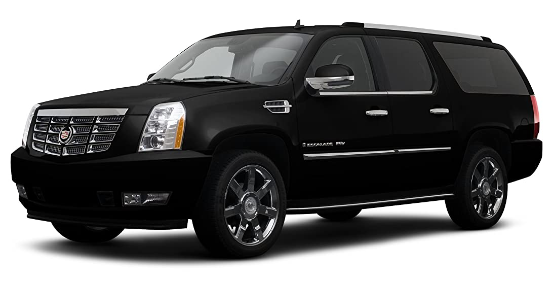 Amazon.com: 2008 Cadillac Escalade ESV Reviews, Images, and Specs ...