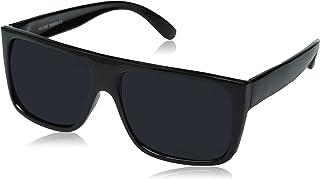 Classic Old School Eazy E Square Flat Top OG Loc Sunglasses
