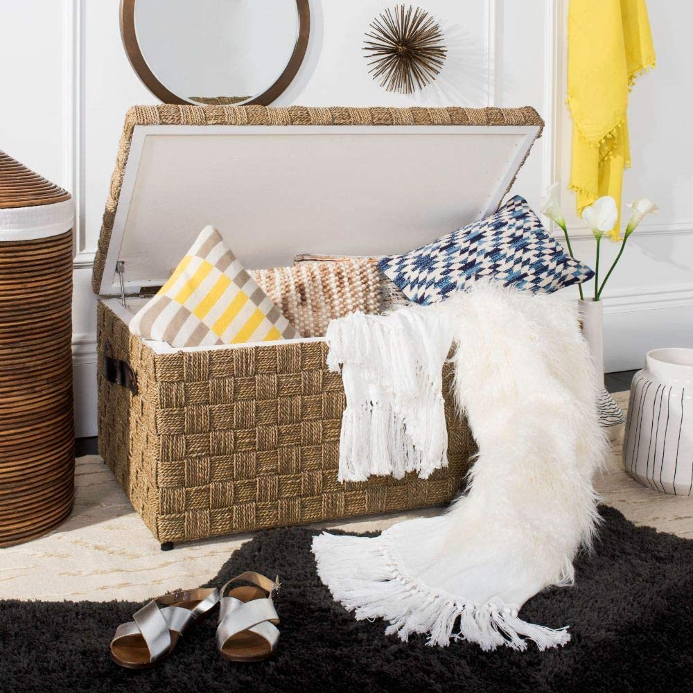 Limited time for free shipping Safavieh Max 73% OFF Alexi Faux Fur Bed Runner Throw Blanket White