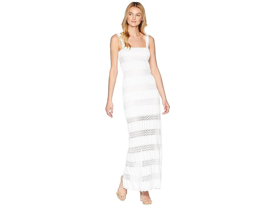 Show Me Your Mumu Harlowe Maxi Dress (Mademoiselle Lace White) Women