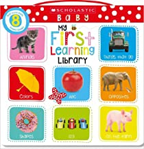 My First Learning Library Box Set: Scholastic Early Learners (My First)