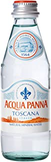Acqua Panna Mineral Water in Glass bottle - 250 ml (Pack of 24)