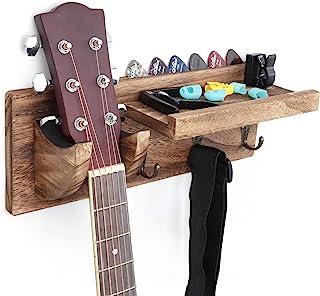 Bikoney Guitar Wall Hanger Guitar Holder Wall Mount...