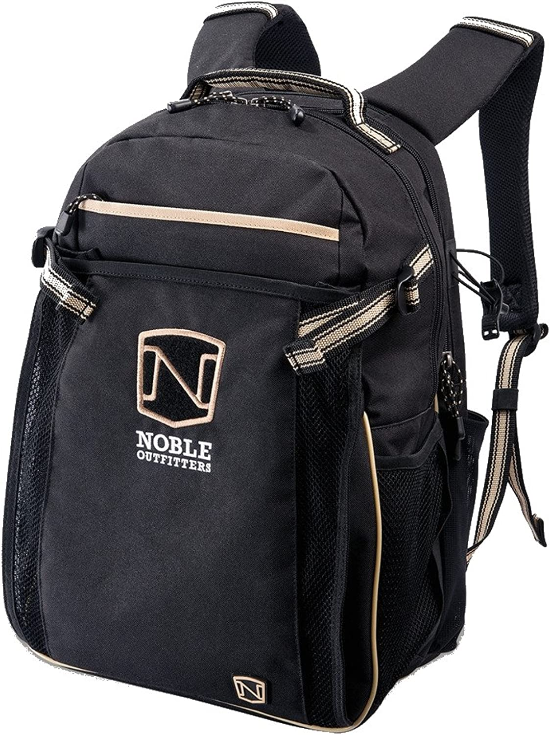 Noble Outfitters Ringside Pack  Black  Horse Equestrian Rider Clothing