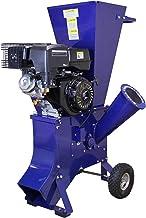 T-Mech 15HP Petrol Wood Chipper 420cc | Garden Shredder Mulcher 4-Stroke | Timber Bush Branches | FREE assembly and & tool...