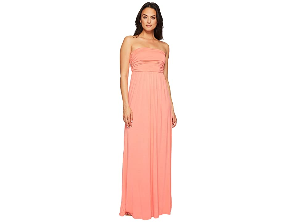 American Rose Hally Dress (Coral) Women