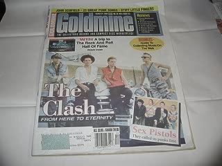 Goldmine Magazine, March 24, 2000 (The Clash cover, VOL. 26 NO. 6 Issue 513)