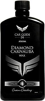 Car Gods Diamond Carnauba Wax - Super Resin Polish 17fl Oz (500ml) - Ultimate Shield & Shine For Paintwork: image