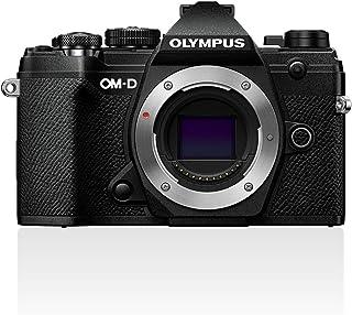 Olympus V207090BE000 OM-D E-M5 Mark III Kamera, Svart