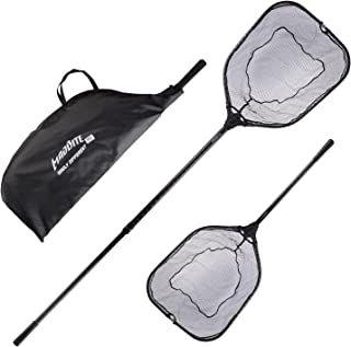 KastKing Fishing Net Folding Landing Net – Super Strong, Easy to Carry Store,as Strong as Heavy Duty One-Piece Landing Net