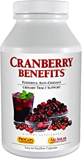 Sponsored Ad - Andrew Lessman Cranberry Benefits 60 Capsules – Supports Bladder, Kidney and Urinary Tract Health. High Pot...