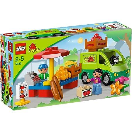 レゴ (LEGO) デュプロ マーケット 5683