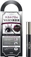 SCALP D BEAUTE Pure Free Eyelash Mascara Serum, Black, 0.99 Pound