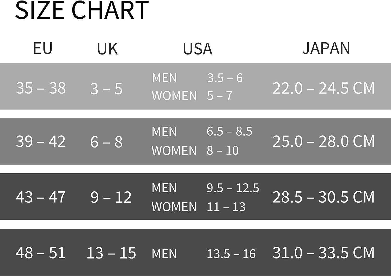 Sports /& Everyday Wear Retro DANISH ENDURANCE Performance Crew Tennis Socks for Men /& Women 3 Pack