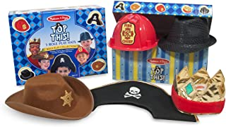 Melissa and Doug Top This Role Play Hats 8526 - Pretend Play