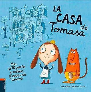 La casa de Tomasa (Álbumes ilustrados)