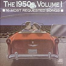 16 canciones más solicitadas de la década de 1950. Volumen uno