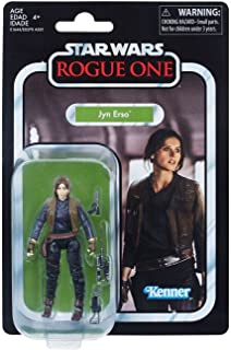 "STAR WARS VINTAGE COLLECTION Basic Figures vc119 ""ro-gu·wan zin·a-so/Star Wars 2018 The Vintage Collection 3.75inch Basic Figure JYN erso Latest Movie Vintage Kenner [parallel import goods]"