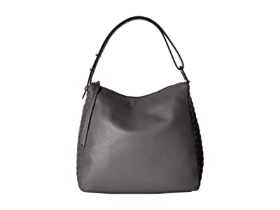 Botkier Moto Hobo (Pewter) Hobo Handbags