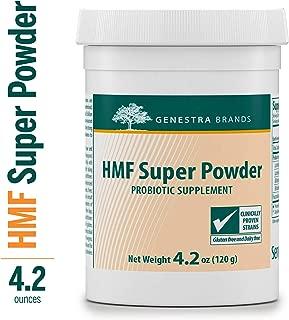 Genestra Brands - HMF Super Powder - Probiotic Formula to Support Healthy Gut Flora* - 4.2 oz (120 g)