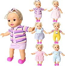 Best baby doll clothes for baby alive Reviews