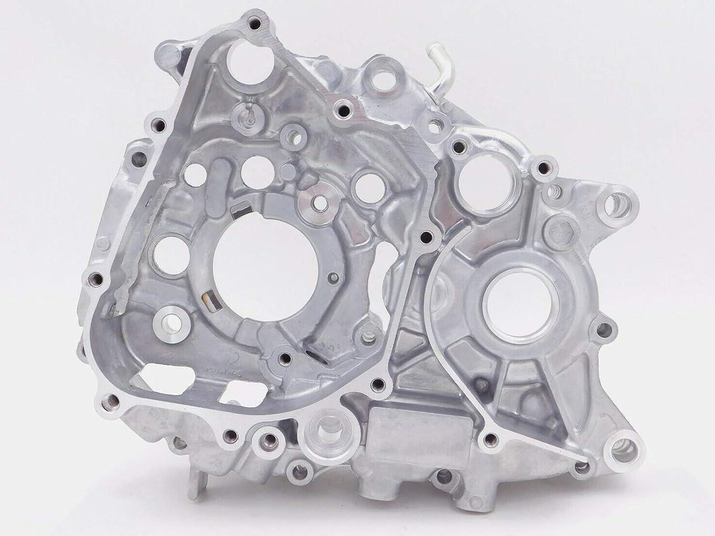 Honda 2019-2021 CRF110F Genuine Max 49% OFF OEM Case Engine 1 Crankcase Limited Special Price Left