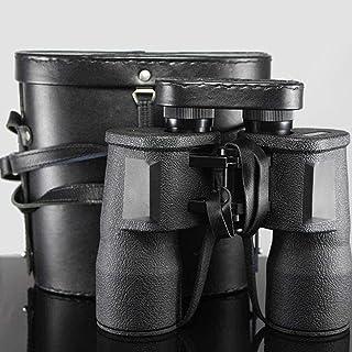 تلسكوب للكبار، مناظير مدمجة قابلة للطي ثنائية المناظير في الهواء الطلق 10 × 50 ليلة عالية الوضوح ، تلسكوب صغير