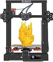 ELEGOO NEPTUNE 2S FDM 3Dプリンター 低騒音マザーボード 停電復旧機能 PEI印刷シート付き 220x220x250mm
