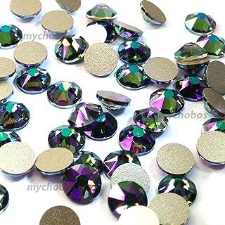 144 pcs CRYSTAL PARADISE SHINE (001 PARSH) Swarovski 2058 Xilion 9ss Flat backs rhinestones nail art 2.6mm ss9 from Mychobos (Crystal-Wholesale)