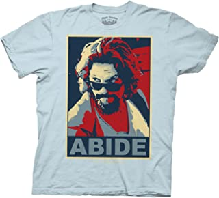 Ripple Junction Men's Big Lebowski Abide T-Shirt