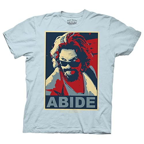 Ripple Junction Men s Big Lebowski Abide T-Shirt 163483dd9