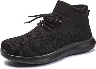 comprar comparacion Zapatos Deportivos Zapatillas Running Hombre Calzado Deportivo Transpirable de Moda para Casual Caminar Gimnasio Corriendo...