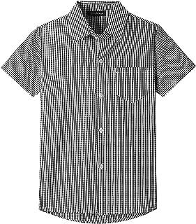 Amazon.es: camisa negra niño - Camisas / Camisetas, polos y camisas: Ropa